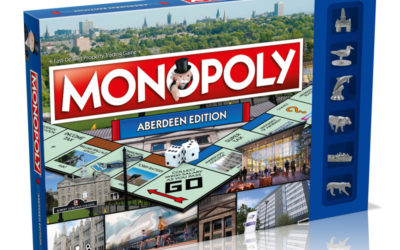 The Gordon Highlanders Museum Gets To Star In The Brand New Aberdeen Monopoly Game !